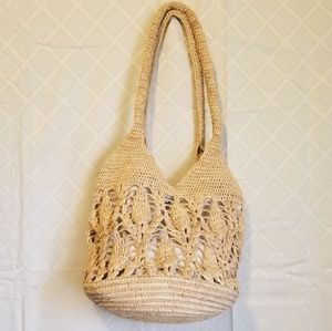 ab819abc0 Mar Y Sol Straw Larger Purse- Like New